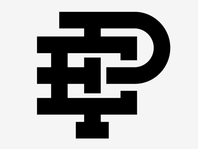 "EP - ""P"" Serif by Erin Potter on Dribbble"