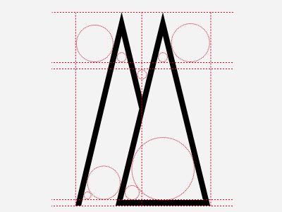 Taller Moure Logo branding logo rebound jewelry elegant high end