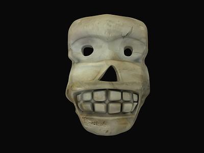 Mexican Skull dessignare bones treasure design dammne mexico cinema 4d c4d 3d skulls bone skull mexican