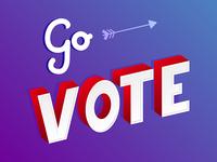 Go vote II