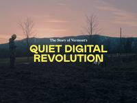 Vermont's Quiet Digital Revolution