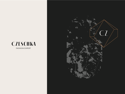 Ceshka logo fashion branding design logo