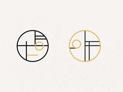 Interior designer icons icon vector