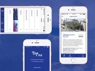 Top 150 app ux ui app
