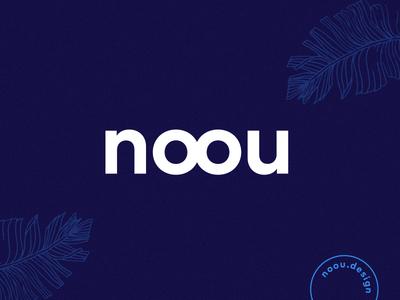 noou.design logo logo design logo