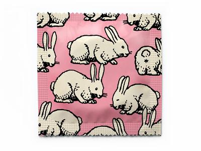 Bunny Love Condoms