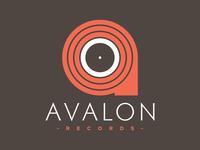 Avalon Records Logo