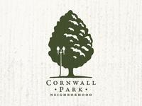 Cornwall Park Neighborhood Logo