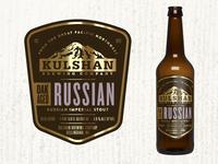 Kulshan Bottle Labels