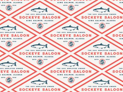 Sockeye Saloon Logo