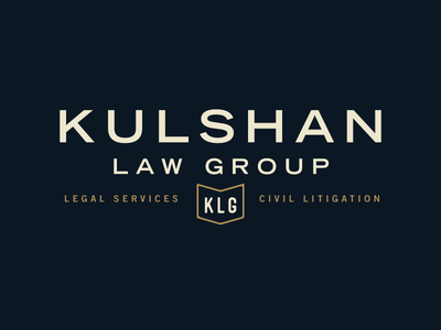 Kulshan Law Group branding logo lawyer legal law