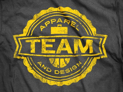 T-shirt design logo shirt line art