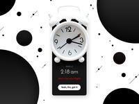 Alarm Clock / Reminder