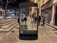 What if Google Night Walk turn to AR