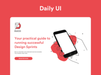 Landing Page - Daily UI