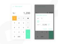 Day 4 - Calculator #Daily UI