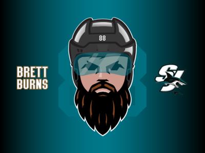 Brett Burns: No-Shave November