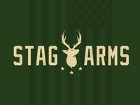 Stag Arms Logo Concept