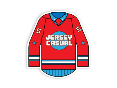 Is Jersey Casual Appropriate?