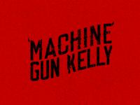 Machine Gun Kelly Logo