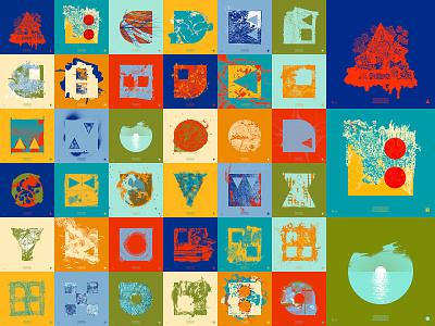 Project: Alpha texture logo identity design branding 36daysoftype08 36daysoftype alphabet typography alphabet logo alphabet alpha