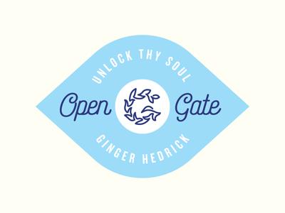Open Gate | Logo