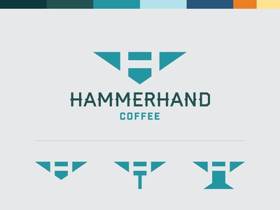 Hammerhand Coffee | Branding