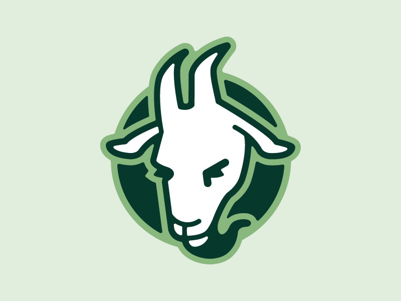 TBA | Icon brewery beer goat patch goat design symbol linear logo iconography icon branding identity