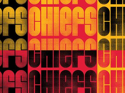 Daydream 188: Retro Revival showtime mahomes typography super bowl nfl football kansas city chiefs