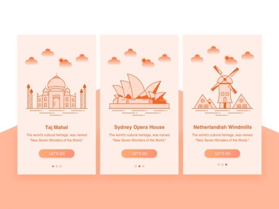 Guide page travel building city wind netherlands windmills syne opera house taj mahal guide page