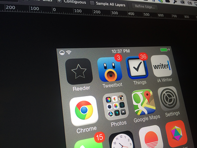Reeder Preview reeder icon