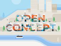 open concept