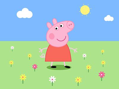 小猪佩奇 小猪佩奇