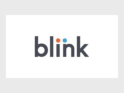 Blink brand facelift fitness rebrand colorful illustration design animation ui mobile logo