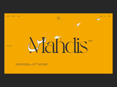 Portfolio Book 2020 typeface type motion portfolio website ux animation interactive design colorful branding illustration