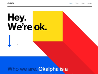 Our new site. typography ux design lego bold design branding animation ecommerce shop abstract website webdevelopment developement webflow webdesign uidesign uianimation ui motion studio