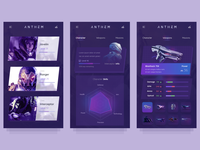 Gaming App Concept