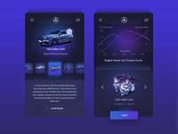 Car App Concept Design