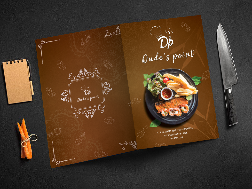 Restaurant Menu Designs Unique And Creative By John Peter On Dribbble