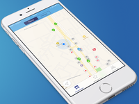 Transport for Moscow app