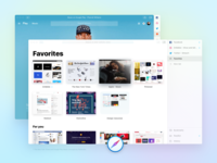 Safari for macOS / concept