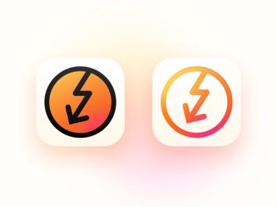 Zeus Icon flat iphone apple interface icon app ios