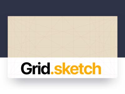 Golden Ratio Grid for Sketch