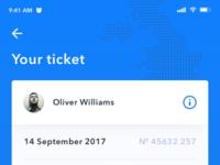 Ticket final