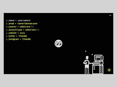 OKAYDEV motion interface landing website logo typography branding interactive web design