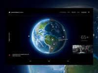 Projects WebGL Concept