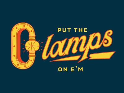 Clamps custom script