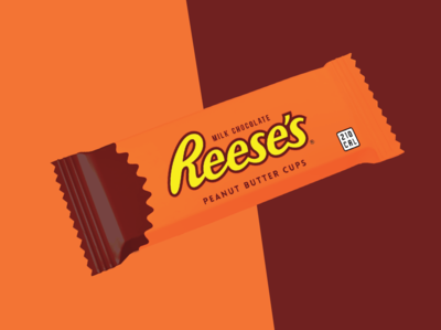Week 3: Reese's Wrapper Redesign
