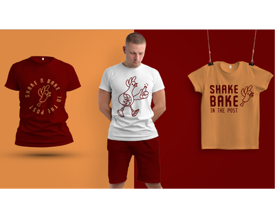 BBQ Chicken Alert apperal idenity basketball apperal branding