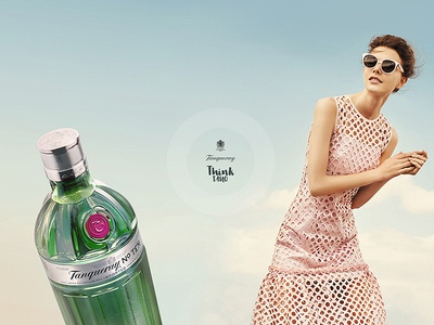 Cover For Tanqueray Presentation